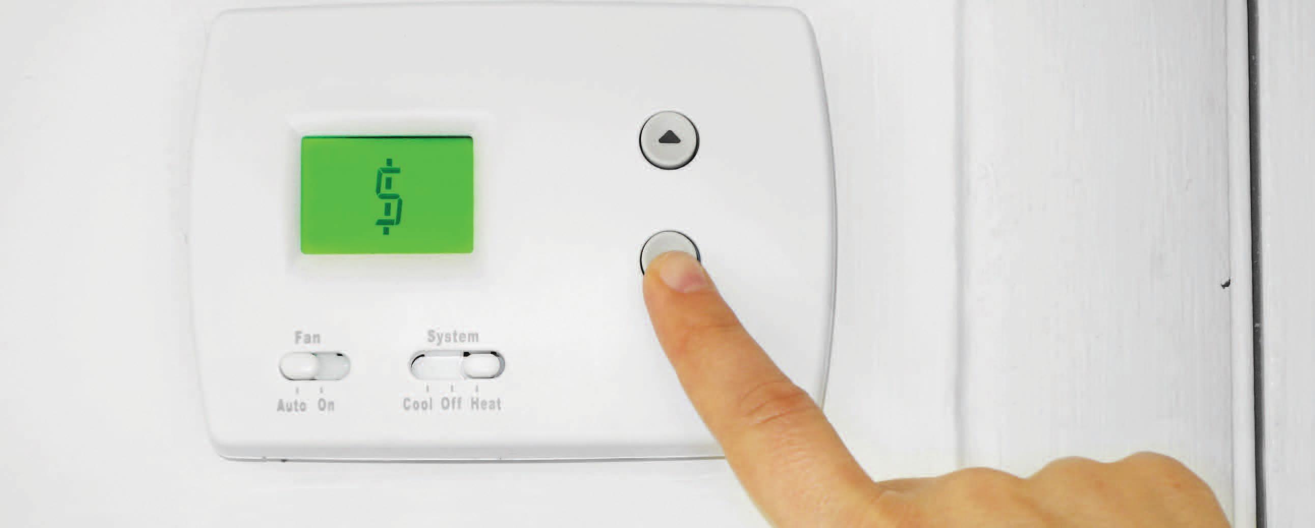lower heat bill