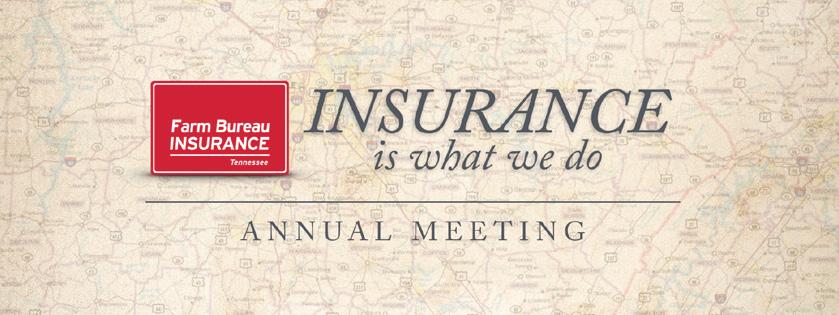 annual meeting insurance