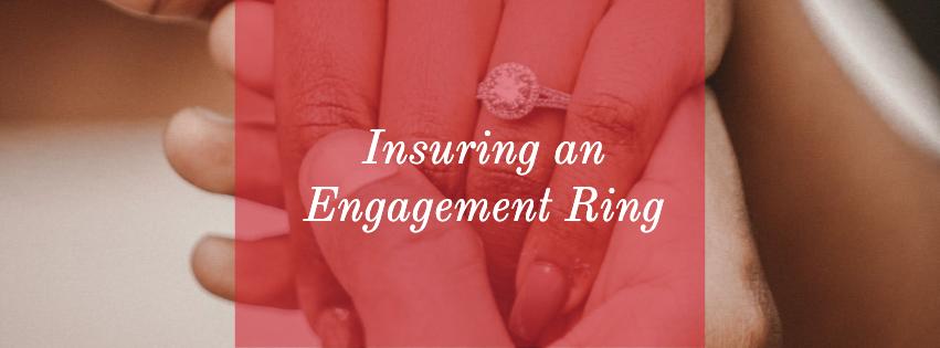 insurance engagement ring