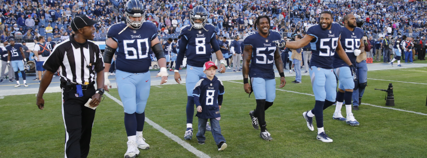 titans kids captain
